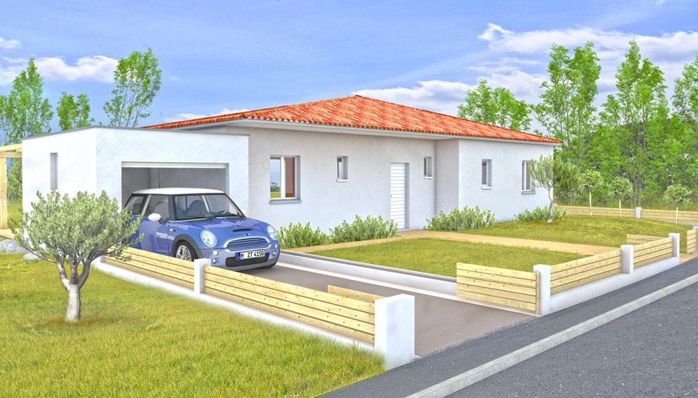 Construction villa neuve Montechristo92